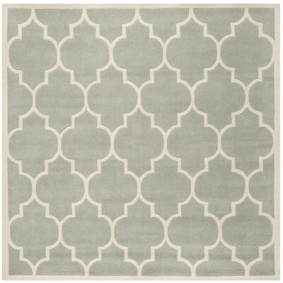 Wilkin Moroccan Rug Rug Size: Square 4