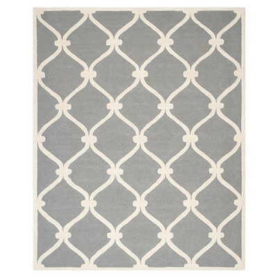 Martins Gray Area Rug