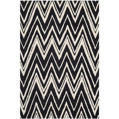 Martins Area Rug Rug Size: Rectangle 4 x 6