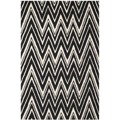 Martins Area Rug Rug Size: Rectangle 6 x 9