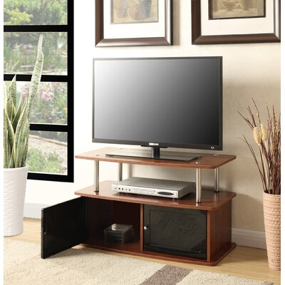 DAulizio 35.5 TV Stand Color: Cherry