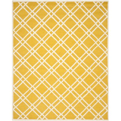 Martins Gold / Ivory Area Rug