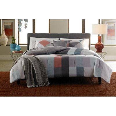 Mchone 5 Piece Comforter Set Size: King
