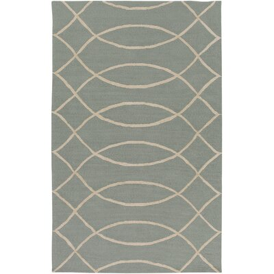 Mcglynn Beige/Light Gray Indoor/Outdoor Area Rug Rug Size: 4' x 6'