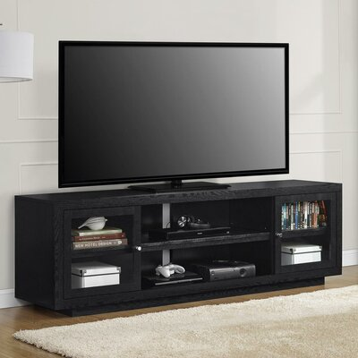 Sousa TV Stand for TVs up to 71 Color: Black Oak