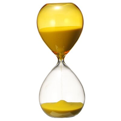 Sand Hourglass (Set of 2) Color: Yellow