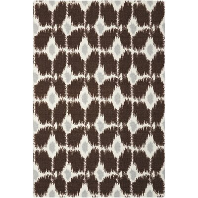 Harrison Brown Area Rug Rug Size: Rectangle 4 x 6