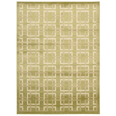 Severin Green Area Rug Rug Size: Rectangle 311 x 53