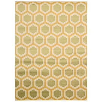 Severin Green Area Rug Rug Size: Rectangle 710 x 106