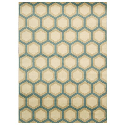 Severin Ivory Area Rug Rug Size: Rectangle 7'10