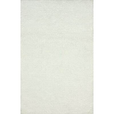 Shadwick Hand-Tufted Gray Area Rug Rug Size: 76 x 96