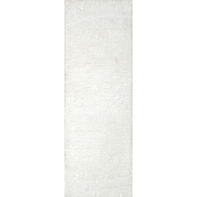 Shadwick Hand-Tufted Gray Area Rug Rug Size: Runner 28 x 8