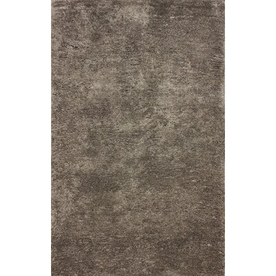 Shadwick Hand-Tufted Brown Area Rug Rug Size: 76 x 96