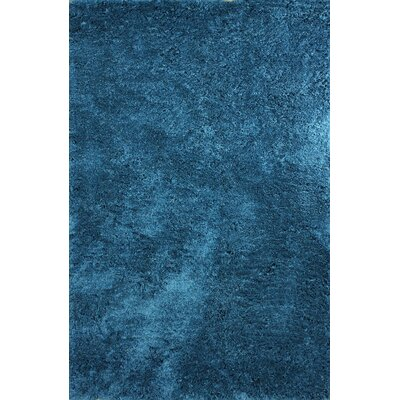 Shadwick Teal Area Rug Rug Size: Rectangle 6 x 9