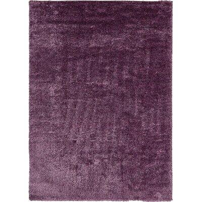 Shriver Fig Purple Area Rug Rug Size: 8 x 114