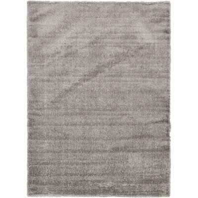 Shriver Gray Area Rug Rug Size: 8 x 114