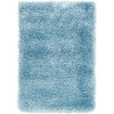 Shriver Light Blue Area Rug Rug Size: 2'2