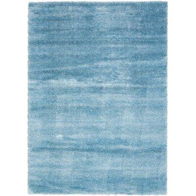 Shriver Light Blue Area Rug Rug Size: 8 x 114