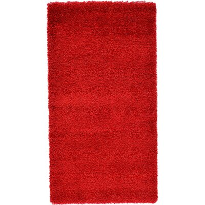 Tatom Red Area Rug