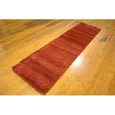Tatro Red Area Rug