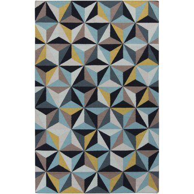 Donley Exquisite Geometric Area Rug Rug Size: Rectangle 2 x 3