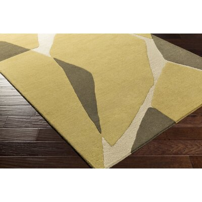 Nida Hand-Tufted Area Rug Rug Size: Rectangle 2 x 3