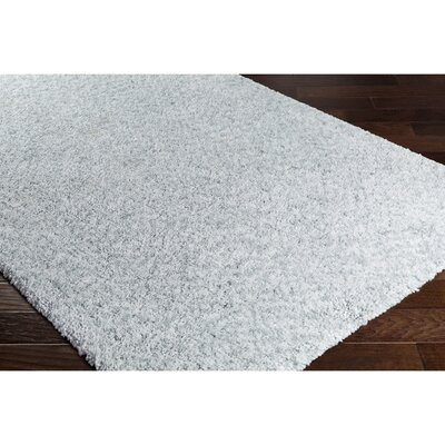Klima Blue/Gray Area Rug Rug Size: Rectangle 4 x 6