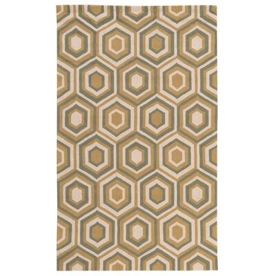 Kinde Indoor/Outdoor Area Rug Rug Size: 9 x 12