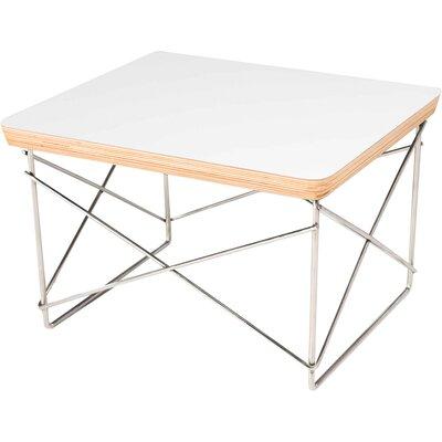 Seto End Table Finish: White