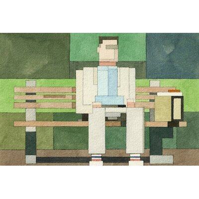 Forrest Gump #1 Graphic Art on Wrapped Canvas