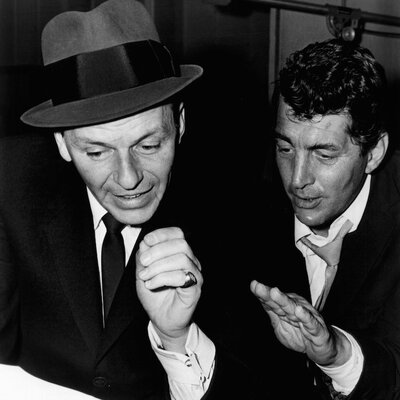 Dean Martin #13 Photographic Print on Wrapped Canvas
