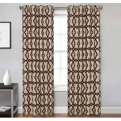 Beechwood Gromment Curtain Panels