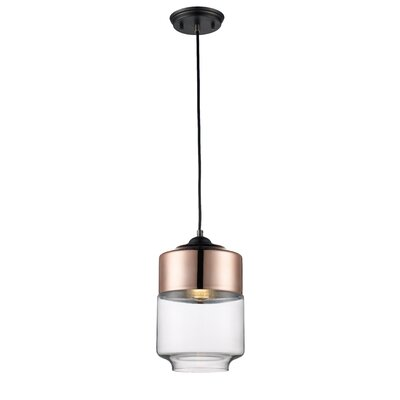 Dorsch 1-Light Mini Pendant Finish: Polished Chrome