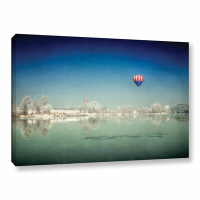 Winter Dream Photographic Print on Wrapped Canvas Size: 12