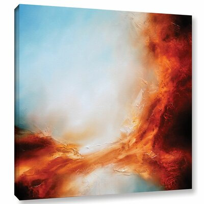 Day Spring 2 Painting Print on Wrapped Canvas Size: 10