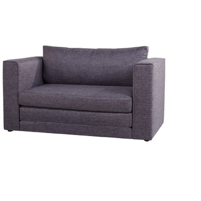Sansbury Sleeper Upholstery: Dark Gray