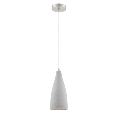 Hisle 1-Light Mini Pendant