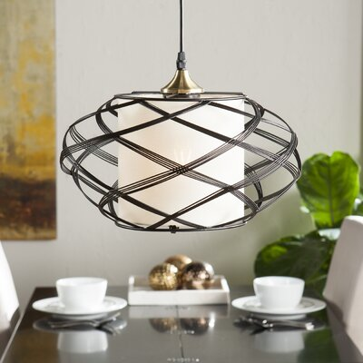 Behan 1-Light Globe Pendant