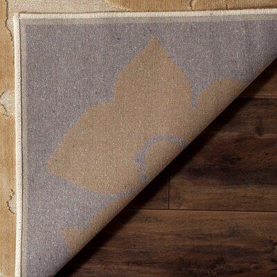 Annadale Beige/Gray Area Rug Rug Size: 2'7