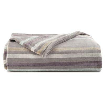 Sheffer Stripe Blanket Size: Full/Queen