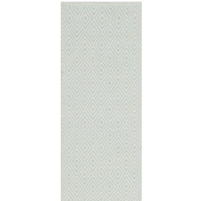 Sessums Hand-Woven Beige/Green Area Rug Rug Size: 6' x 9'
