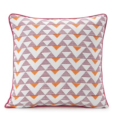 Willoughby Sujani Handcrafted Throw Pillow