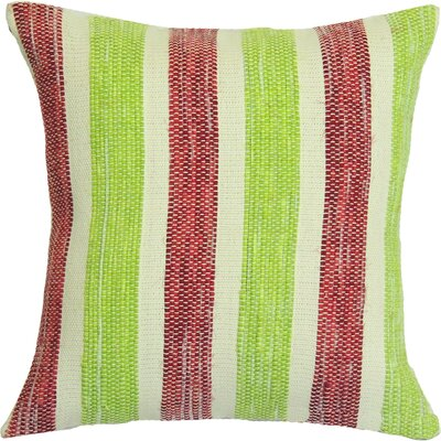 Willoughby Splash Handcrafted 100% Cotton Throw Pillow
