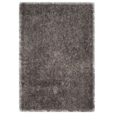 Shirey Hand-Tufted Gray Area Rug Rug Size: Rectangle 8 x 10