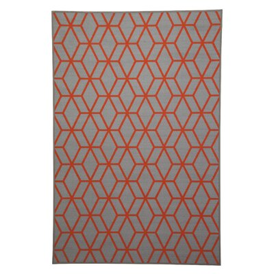 Woodburn Orange Area Rug