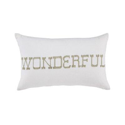 Trappe Cotton Lumbar Pillow