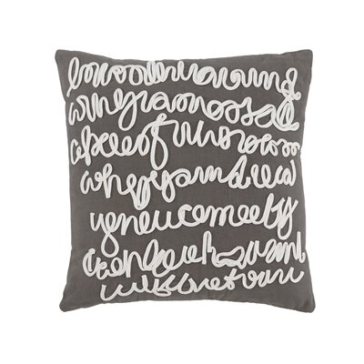 Chaplin Throw Pillow Cover