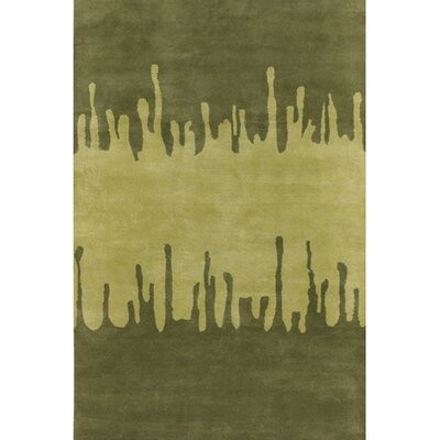 Votaw Green Area Rug Rug Size: Rectangle 2 x 3