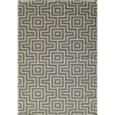 Wexler Sage Indoor/Outdoor Area Rug Rug Size: 53 x 76