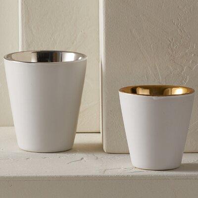 Ceramic Votive Cup (Set of 6) VKGL6804 34272561
